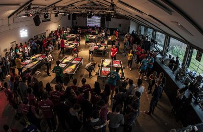 Chinese beer brand Tsingtao is sponsoring Ping Pong Fight Club, an inter-company ping pong tournament, and has launched a campaign to engage businesses across the UK encouraging employees to roll their sleeves up and rise to the challenge this summer.