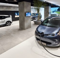Electric vehicle charging company Chargemaster has just opened the EV Centre, the UK's first ever Electric Vehicle Experience Centre, in the centre:MK shopping mall.