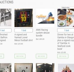 To raise money for the Kensington And Chelsea Foundation charity and directly help families unhoused and dispossessed by the Grenfell Tower fire, IPM member BD Network has arranged for a number of 'money CAN buy' items to be auctioned online.