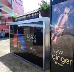Britvic is to run a sampling campaign at UK universities to promote the latest addition to the Pepsi MAX flavour portfolio – Pepsi MAX Ginger. The campaign will centre around a state-of-the-art photo booth experience to drive social sharing.