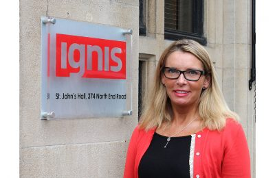 Brand experience agency ignis has appointed Ursula Benson as the agency's Business Development Director. Benson has had senior positions at a range of major agencies. Most recently, she was Business Director at Rapp