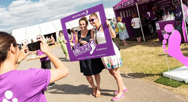 Barefoot Wine & Bubbly will be touring the UK this summer in a branded VW camper van, encouraging consumers to share what is unique about themselves by sharing fun pictures taken in the brand's surfboard gif booth across social media.