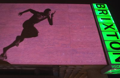 As Usain Bolt prepared to run his last ever 100m race, Virgin Media celebrated the fastest man on the planet by using state-of-the-art projection technology to beam Bolt onto the streets of London for a virtual victory lap to mark his record-breaking career.