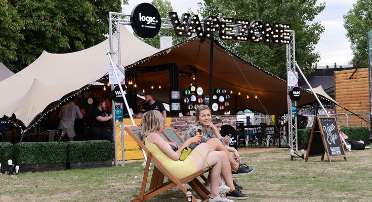 Vaping brand Logic is gearing up to attend two of the UK's biggest music festivals in the coming weeks. As part of the brand's summer activity, Logic is attending attend Boomtown and Reading festivals this August.