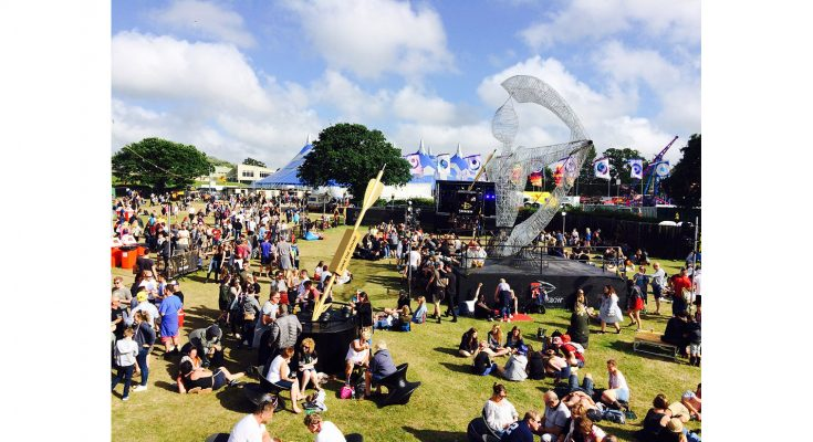 Strongbow rounded off a summer of festival action with a huge live activation at Victorious Festival in Portsmouth over the weekend of August 26th/27th.