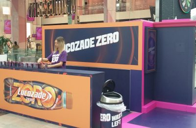 Lucozade Zero has been rerunning its highly successful 'Zero to Pay' partnership with Missguided.co.uk, which first appeared in spring this year.