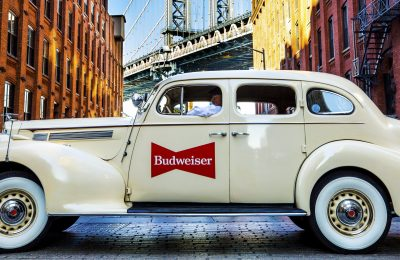 Budweiser is giving New York beer lovers the chance to experience and taste history with the release of its limited-edition 1933 Repeal Reserve Amber Lager.