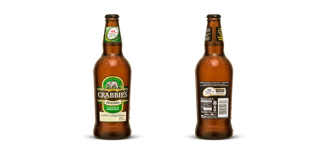 Crabbie's, the Halewood-owned ginger beer brand, is running a Rugby Rewards on-pack promotion which benefits both consumers and the amateur clubs they support.