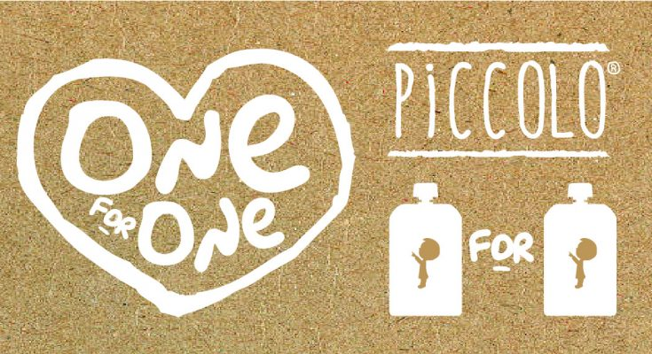 Piccolo Foods is launching a charity campaign, One for One, which aims to distribute at least 100,000 of its range of pouched organic fruit and veg purées to families in need.