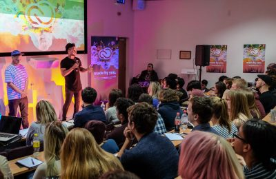 Adobe has tasked student marketing agency Seed to create a series of pop-up events at university campuses across the UK to launch Made By You, an initiative inspiring students to develop their skills and shape their futures with the help of Adobe Creative Cloud tools and services.
