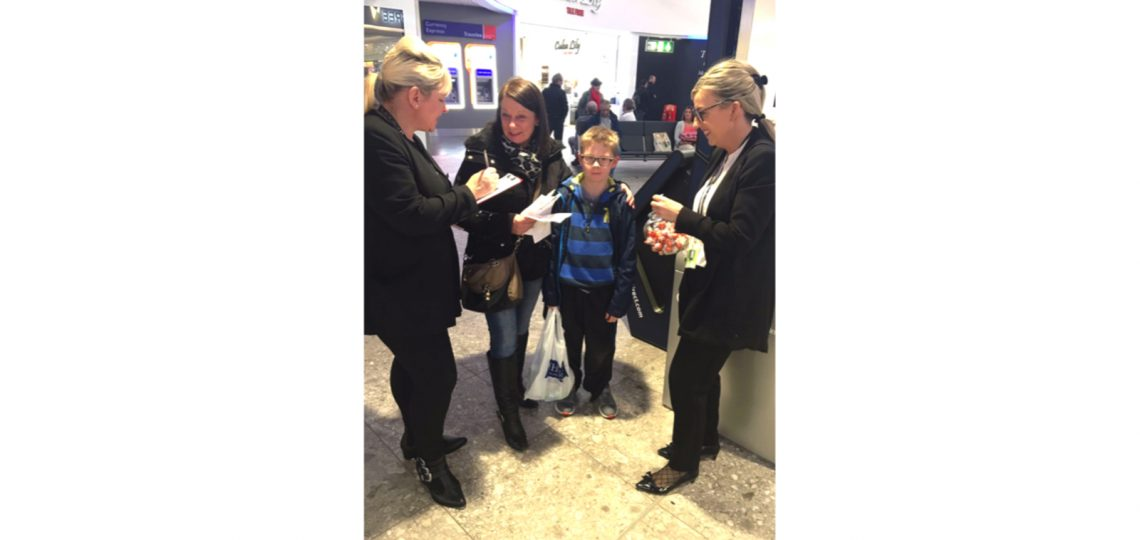 Blackjack Promotions, which specialises in airport staffing, travel retail and experiential marketing, has seen massive growth in demand for market research services during 2017, as clients focus on understanding how passengers use airports and their feelings about the service they receive.