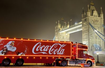 Coca-Cola UK has announced that its Coca-Cola Christmas truck tour will kick off for 2017 in Glasgow on November 11th and will visit 42 stops nationwide during the festive season, before making its final appearance at Lakeside, Essex, on December 17th.