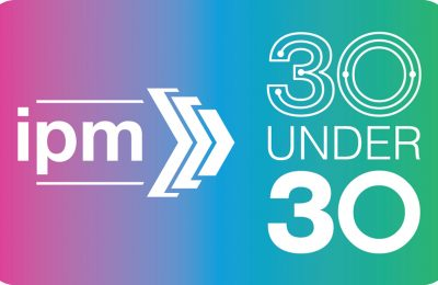 The IPM has announced the results of its IPM 30 Under 30 2018 search for emerging talent in the promotional marketing industry.