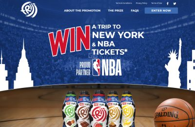 Dairy company Müller has expanded its partnership with the US National Basketball Association (NBA) to offer consumers the chance to win a trip to New York for themselves and three guests, including tickets to an NBA game via two on-pack promotions across Müller Rice packs and Frijj bottles.