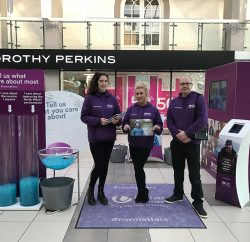 United Utilities has combined an experiential activation with a major roadshow as part of a consumer consultation which the utility company is required to carry out every five years.