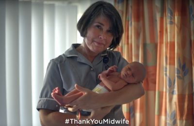 Pampers has launched a nationwide #ThankYouMidwife TV and social media campaign aiming to deliver a 'thank you' to each of the nation's 40,000 midwives for everything they do for expecting families. The campaign will also raise money for the Benevolent Fund of the Royal College of Midwives.