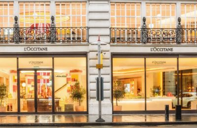 'Natural beauty' brand L'Occitane celebrated the launch of its new multi sensorial flagship store on London's Regent Street last week with a series of PR stunts and give-aways.