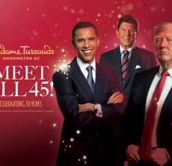 Creative technology specialist CASSETTE has been appointed by leading tourist attraction Madame Tussauds Washington DC to deliver an Augmented Reality experience based around the Presidents of the United States.