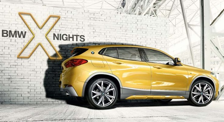 Global brand experience agency TRO has been appointed to deliver the UK national consumer launch of the new BMW X2, the automotive manufacturer's Sports Activity Coupé (SAC).
