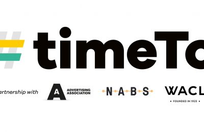 timeTo, an alliance between the Advertising Association (AA), marketing industry charity NABS and networking group Women in Advertising and Communications, London (WACL), has been launched to investigate issues of sexual harassment in the advertising and marketing communications industry and come up with positive steps to stamp it out.
