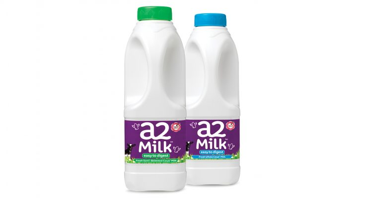 "Easy-to-digest milk brand a2 Milk has just run a digitally-powered ""Try Me Free"" campaign to increase visibility in store at the point of purchase and drive trial."