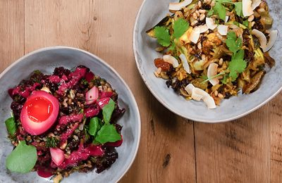 Eco-cleaning pioneers Ecover is opening London's first Rubbish Café Thursday 3rd May in Covent Garden. The Ecover Rubbish Café is currency free, only accepting recyclable plastic as payment, and will serve a zero-waste menu from eco-chef Tom Hunt.