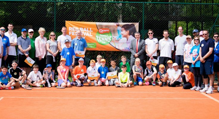 Quorn, the UK's best-selling meat free brand, has renewed its successful partnership with the Lawn Tennis Association (LTA) for a further five years.