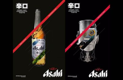 Asahi Super Dry, the Super Premium Japanese beer, has launched a significant outdoor and online advertising campaign, as well as embarking on a series of partnerships – including this weekend's Arcadia Festival – that will see the beer at the forefront of immersive experiences across London this summer.
