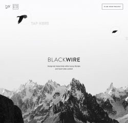The Black Tomato Travel Group has launched a new interactive video service, BLACKWIRE, a joint venture between its content division, Studio Black Tomato, and leading interactive video technology company, WIREWAX.