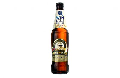 Westons Cider is ramping up investment behind its exclusively off-trade brand, Henry Westons, with a planned marketing spend of £3.5m over the next three years, including a partnership with the Cheltenham Jazz Festival, sampling and an on-pack promotion offering consumers a chance to New Orleans plus tickets to the New Orleans Jazz Festival.