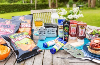Brands including alcohol-free Budweiser Prohibition Brew, Walkers Max Strong, Branston, Primula and Bodean's have signed on as partners for National BBQ Week, a multi-brand experiential, sampling and marketing campaign which returns for the 22nd year from Monday May 28th.