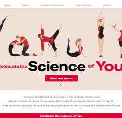Yakult is giving customers the chance to enjoy a range of activities that are rewarding for both body and mind, in a on-pack promotional campaign created to celebrate 'The Science of You'.