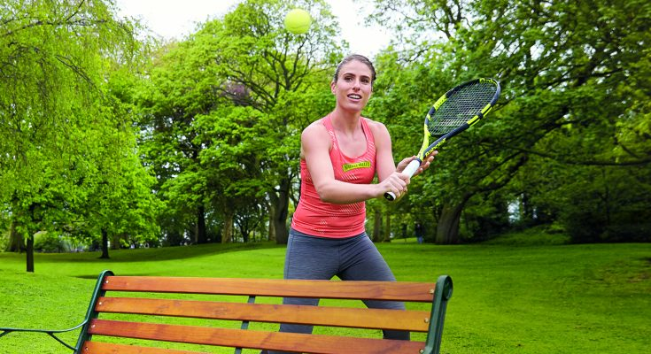 Nature Valley, the official snack bar of the Lawn Tennis Association (LTA), is bringing back its 'The Court is Yours' campaign for the second year running, and has signed up Great Britain Davis Cup captain Leon Smith to front the activity alongside last year's brand ambassador, British no. 1 Johanna Konta.