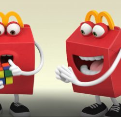 McDonald's has signed a deal with The Smiley Company, master licensee for the Rubik's Cube, for the iconic 1980s puzzle toy to feature in McDonald's Happy Meal offers in multiple countries.
