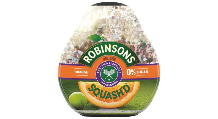 Robinsons, the leading GB squash brand, is returning to Wimbledon as the official soft drink sponsor and taste of The Championships for the 83rd consecutive year.