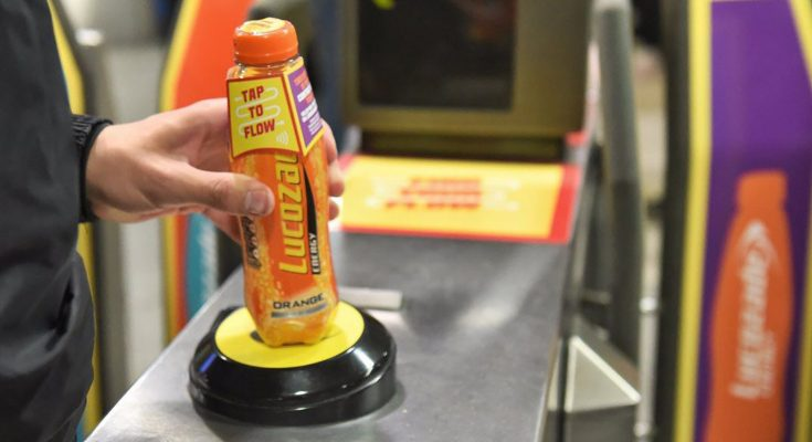 Marc Rigby of MRM looks at the relevance of Sales Promotion to today's marketing industry. Image: Lucozade Unstoppable Bottle campaign