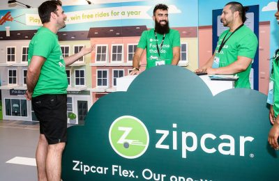 Zipcar, the UK's largest car club, is running a summer roadshow featuring the Zipcar Flex Challenge, offering consumers the chance to win free driving credit for a year from the car sharing brand.