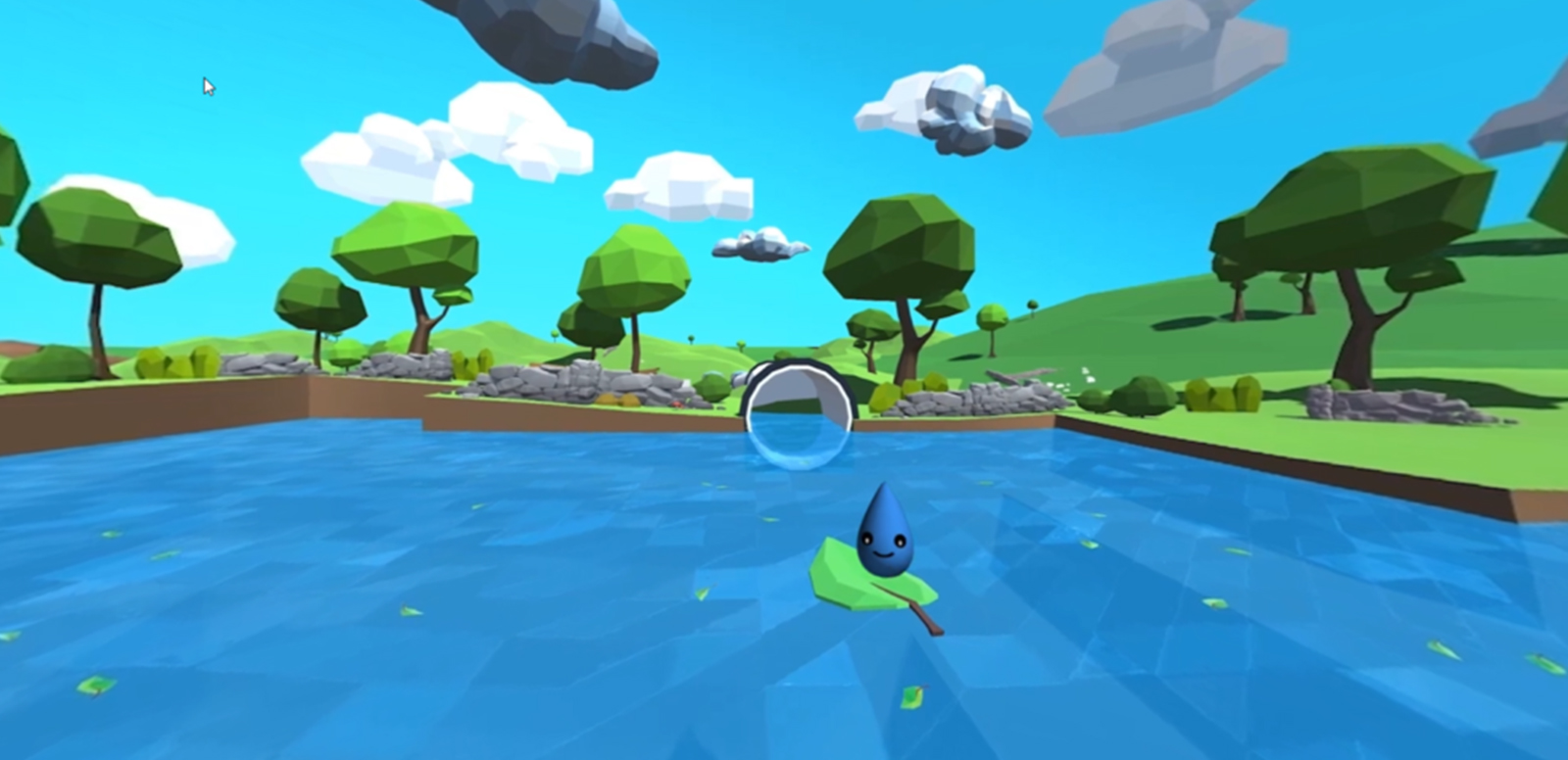 Severn Trent celebrates water with VR roadshow for kids