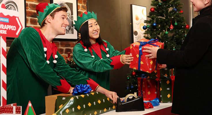 Greggs Offers Free Gift Wrapping Service Ipm Bitesize