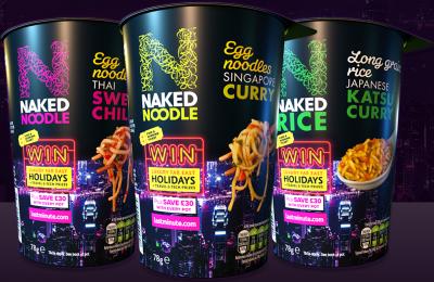 naked noodle