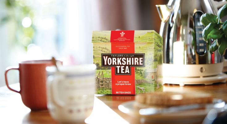 yorkshire tea x ivw
