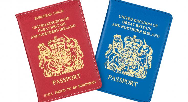 brexit passports