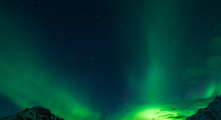 Northern lights huawei