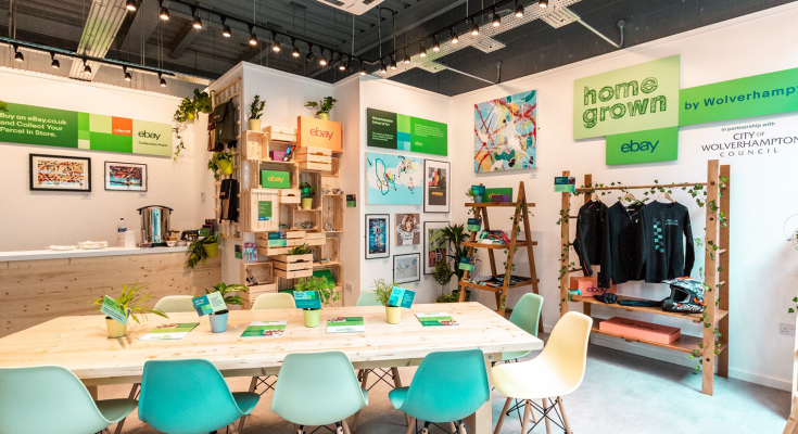 Ebay Brings Its Retail Revival Programme To Life In The Uk Ipm Bitesize