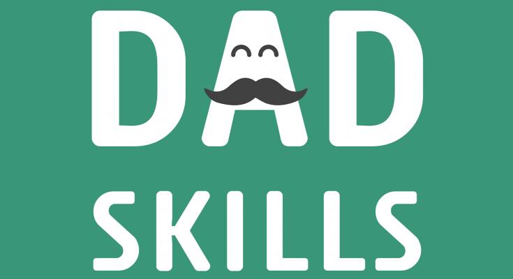 Dad skills logo
