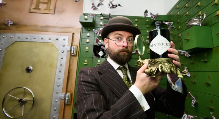 Hendrick's Gin ATM