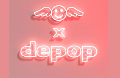 Depop and digital fairy