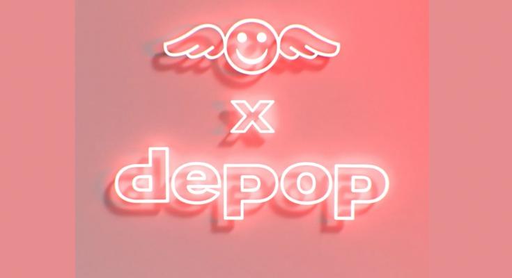 Depop and digital fairy