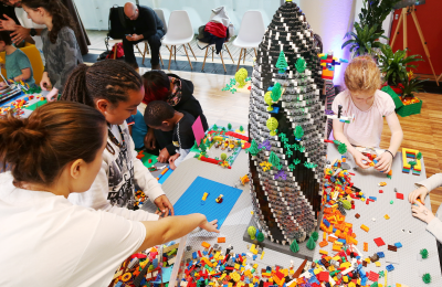 Lego children