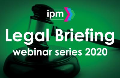 legal webinar series 2020
